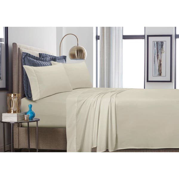 Double Flat Sheet Percale