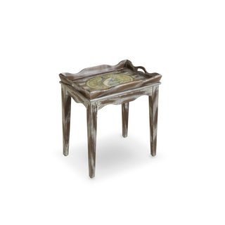 Panama Jack High Tide Bill Collector Accent Table