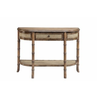 Sandpiper by Panama Jack One Drawer Console