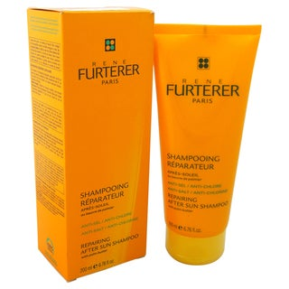 Rene Furterer Sun Care Repairing After Sun 6.76-ounce Shampoo with Palm Butter