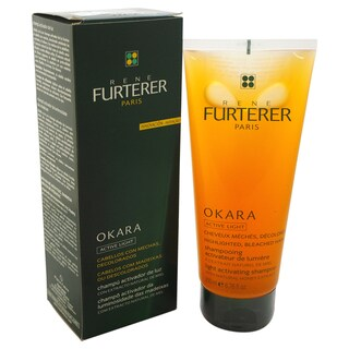 Rene Furterer Okara Light Activating 6.76-ounce Shampoo