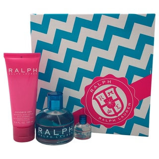 Ralph Lauren Ralph Women's 3-piece Gift Set