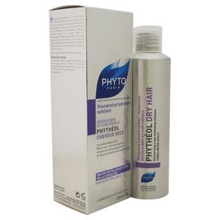 Phyto Phytheol Moisturizing Scalp Exfoliating 6.7-ounce Shampoo