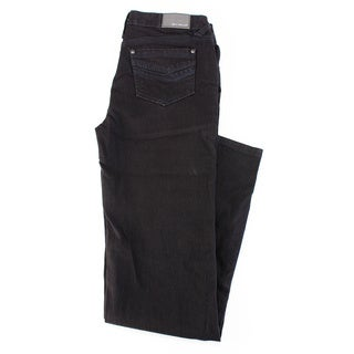 Epic Threads Girl's Black Cotton Slim Fit Jeans
