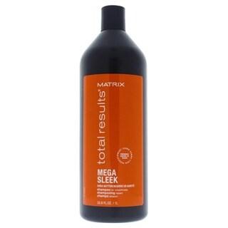 Matrix Total Results 33.8-ounce Mega Sleek Shea Butter Shampoo