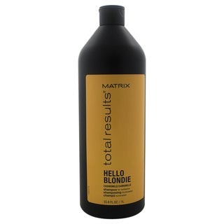 Matrix Total Results Hello Blondie 33.8-ounce Shampoo