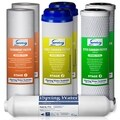 iSpring F7RO 1-year Filter Replacement Supply for RCC7/RCC7P/RCW5/RCC1UP and Others