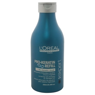L'Oreal Professional Serie Expert Pro-Keratin Refill Correcting Care 8.45-ounce Shampoo