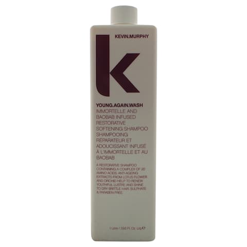 Kevin Murphy Young.Again.Wash 33.6-ounce Shampoo