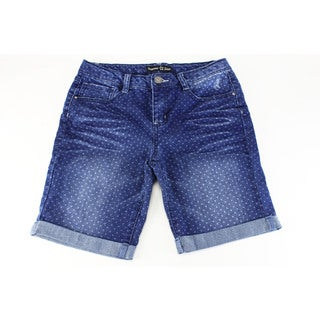 Imperial Star Girls' Blue Size 14 US Shorts