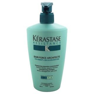 Kerastase Resistance Bain De Force Architecte Reconstructing 16.9-ounce Shampoo