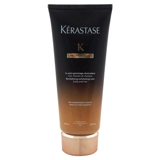 Kerastase Chronologiste Revitalizing Exfoliating Care Scalp and Hair 6.8-ounce Pre-Shampoo