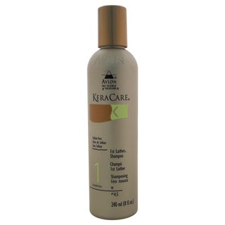 Avlon KeraCare 1st Lather Sulfate Free 8-ounce Shampoo