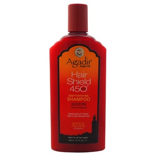Agadir Argan Oil Hair Shield 450 Deep Fortifying 12.4-ounce Shampoo
