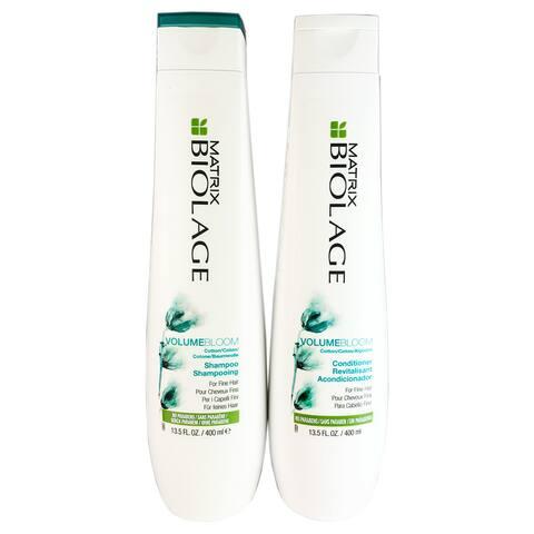 Matrix Biolage VolumeBloom 13.5-ounce Shampoo & Conditioner Duo