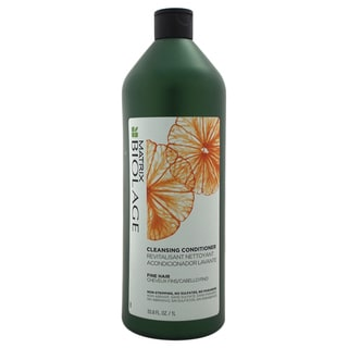 Matrix Biolage 33.8-ounce Cleansing Conditioner for Fine Hair