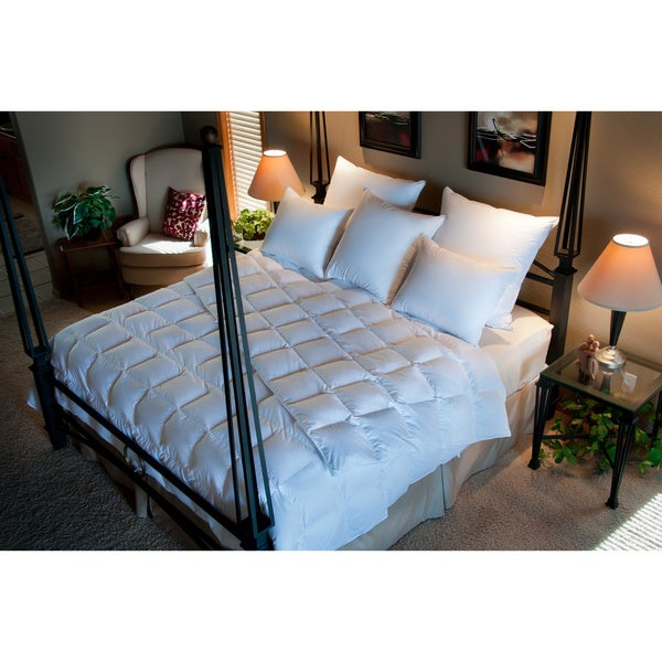 Ogallala Hypodown Avalon 700-fill Goose Down Southern Comforter