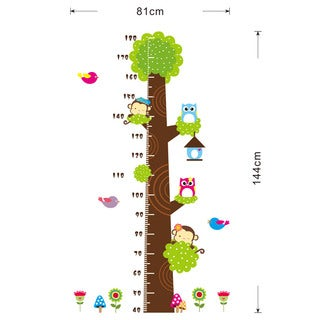 Tree of Growth 24-inch x 36-inch Removable Wall Graphic
