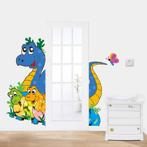'Dragons You Love' 24-inch x 36-inch Removable Wall Graphic