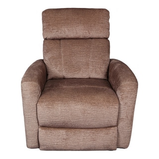 Porter Celine Chai Tan Fabric Power Reclining Lift Assist Chair