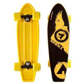 Airwalk 22-inch Plastic Classic Skateboard