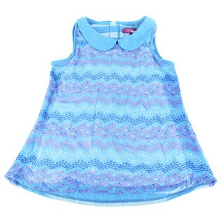 Epic Threads Girl's Blue Top (Size M US)