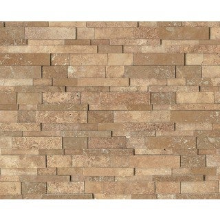 Noce Contemporary Panel Stone Tile (Box of 7 Tiles)