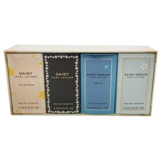 Marc Jacobs Daisy Variety Women's 4-piece Mini Gift Set