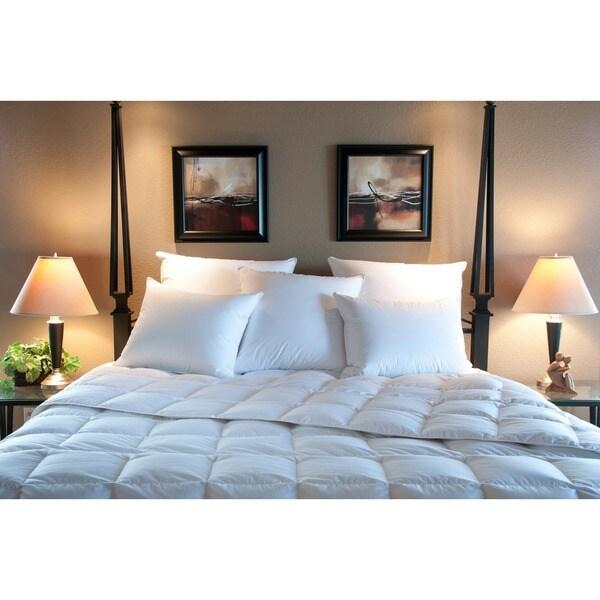 Ogallala Hypodown Avalon 600-fill Down Southernlite Comforter