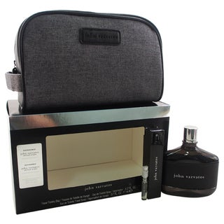John Varvatos Men's 4-piece Gift Set