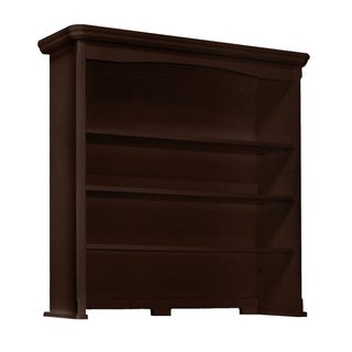 Shermag Cherry/White/Espresso Wood Stackable Bookcase