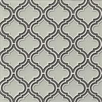 Bedrosians Velez Mallorca Collection Mosaic Glass Tile (Box Of 8 Sheets)