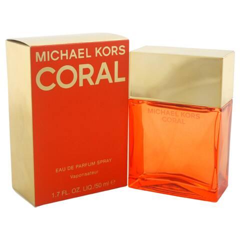 Michael Kors Coral Women's 1.7-ounce Eau de Parfum Spray