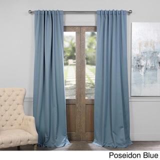 96 Grommet Blackout Curtain Panel Pair