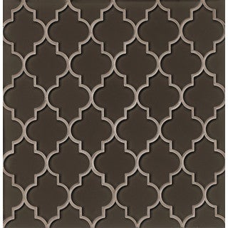 Mallorca Cala Mosaic Cliff Glass Tile (Box Of 11 Sheets)