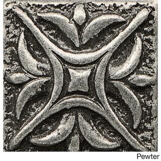 Rising Star Bronze Metal Resin 1-piece Tile