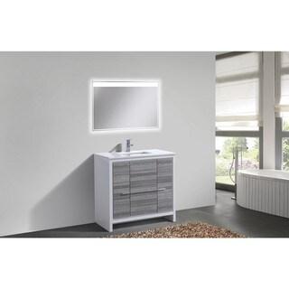 KubeBath Dolce 36-inch Single Sink Bathroom Vanity (3 options available)