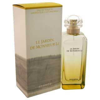 Hermes Le Jardin de Monsieur Li Women's 3.3-ounce Eau de Toilette Spray https://ak1.ostkcdn.com/images/products/11984929/P18865845.jpg?impolicy=medium