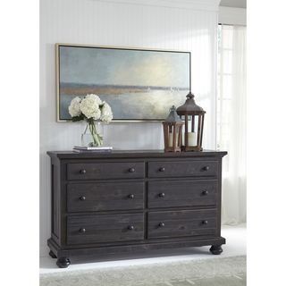 Signature Design by Ashley Sharlowe Charcoal Dresser