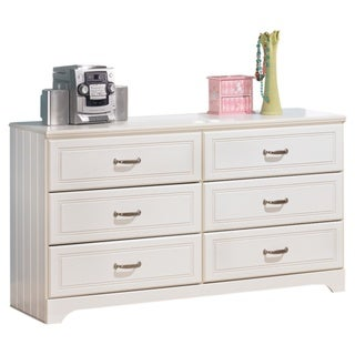 Signature Design by Ashley Lulu White Dresser
