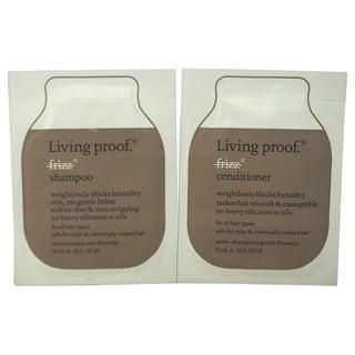 Living Proof No Frizz 0.33-ounce Shampoo & Conditioner Duo