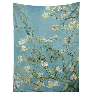 Sharp Shirter Vincent Van Gogh's Almond Blossoms Tapestry