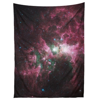 Sharp Shirter The Tortured Clouds of Eta Carinae/ Space/ Galaxy/ Cosmos/ Wall Decor/ Tapestry