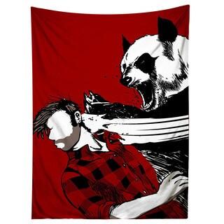 Sharp Shirter Panda B*tchslap Illustration/ Tapestry