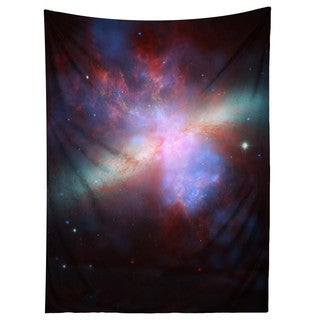 Sharp Shirter M82 Galaxy/ Space Tapestry