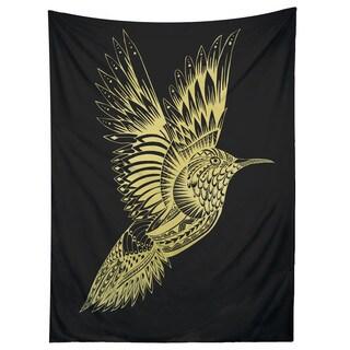 Sharp Shirter Hummingbird/ Illustration/ Art/ Tapestry