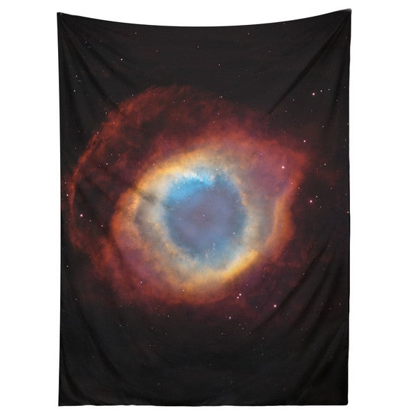 Sharp Shirter Helix Nebula/ Space/ Tapestry
