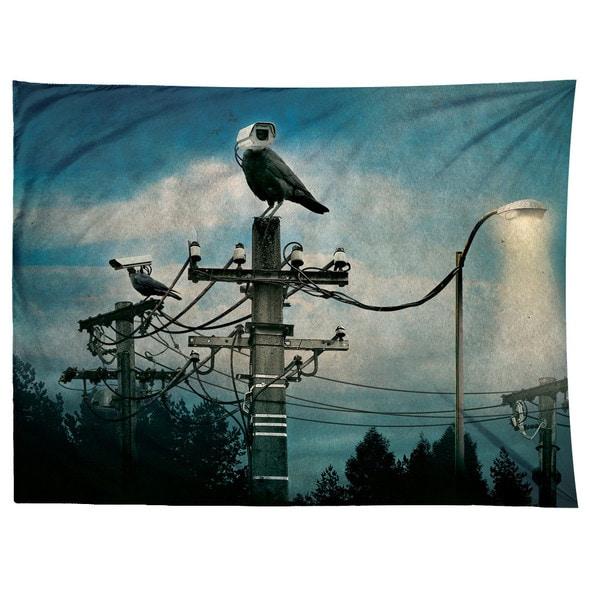 Sharp Shirter Hawkeye/ Illustration/ Tapestry