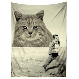 Sharp Shirter Attack of The 50 Ft Feline Tapestry