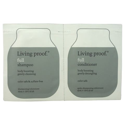 Living Proof Full 0.33-ounce Shampoo & Conditioner Duo